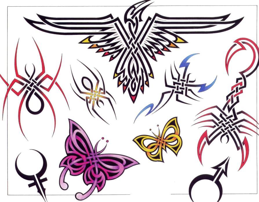 Mod le de tatouages dessin tatouage motif tattoo for Motif dessin